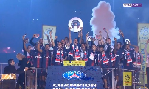 PSG Crowned French Ligue 1 Champions For 2019/20 Amid Coronavirus