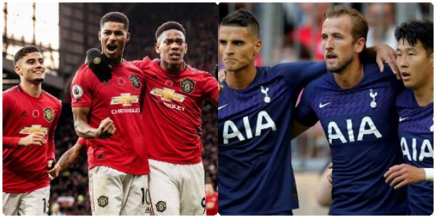 Manchester United vs Tottenham: How To Watch Live Streaming, TV Channels & Kick-Off Time