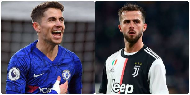 Juventus to sign Jorginho, Miralem Pjanic swap deal with Chelsea