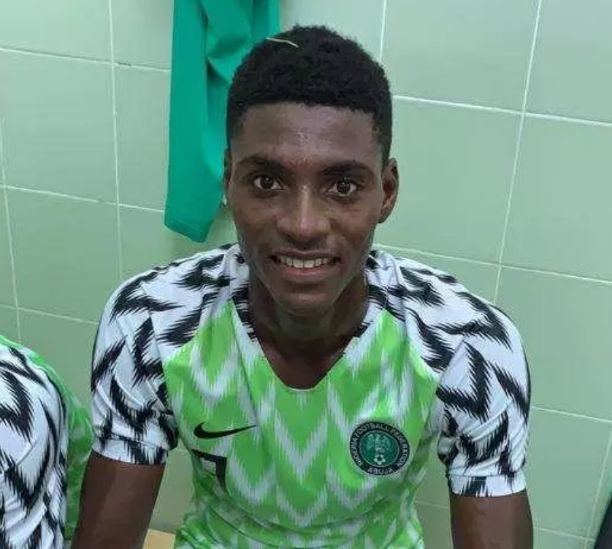 Nigeria starlet, Emeka Chinonso will be a world class striker