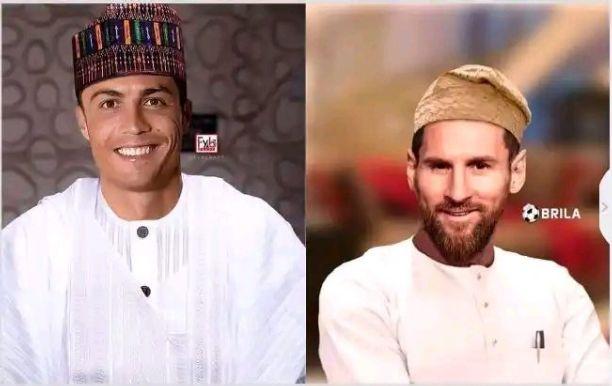Nigerians blast Former Super Eagles defender for choosing Messi over Ronaldo