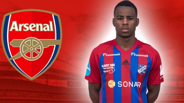 Arsenal completed signing of George Lewis from