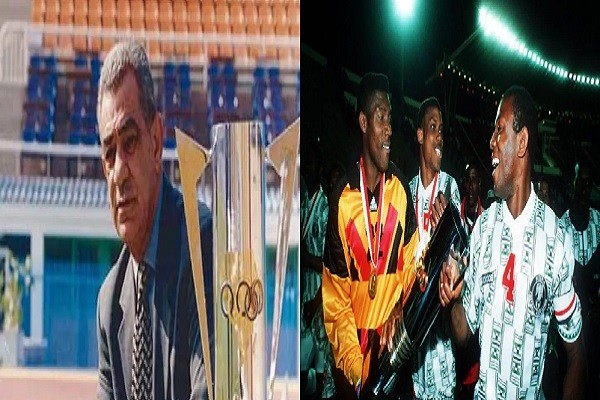 Meet African Legends, Mahmoud El Gohary, Stephen Keshi Who Won AFCON As a Player and Coach
