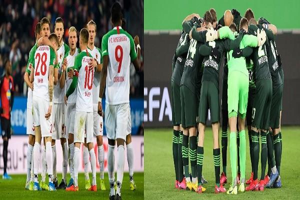 Watch FC Augsburg vs Wolfsburg Live Streaming