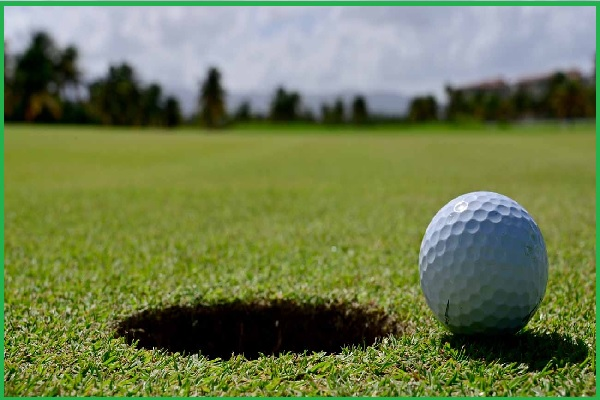 Golf First Sport To Return Amid Coronavirus