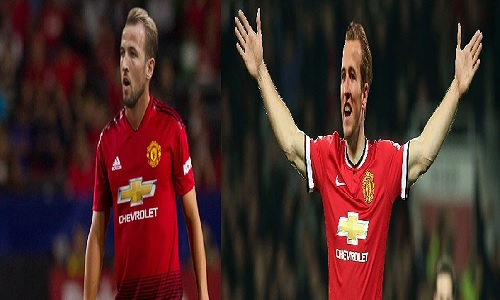 Manchester United To Sign Tottenham Striker, Harry Kane