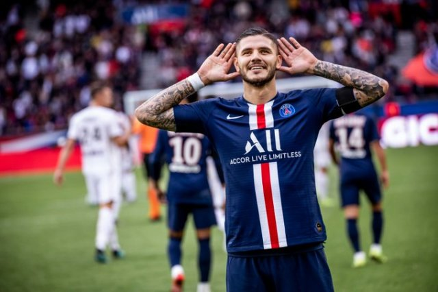 Paris Saint-Germain Completes Signing of Mauro Icardi from Inter Milan