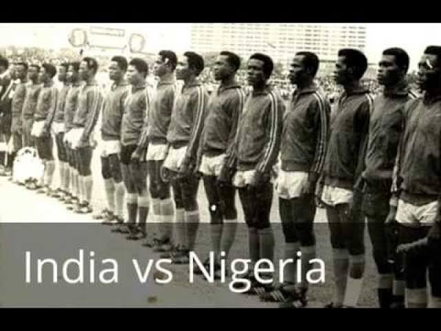 Yekini's death reveals after he scored against India as Nigeria lost 99-1