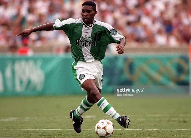 """Not getting a lot of playing time"", was the reason i retired at a very young age - Jay-Jay Okocha"