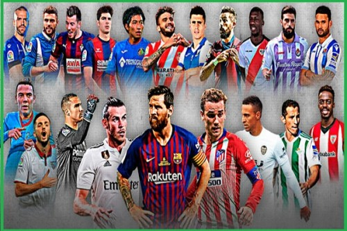La Liga Sets To Resume Behind Closed Doors
