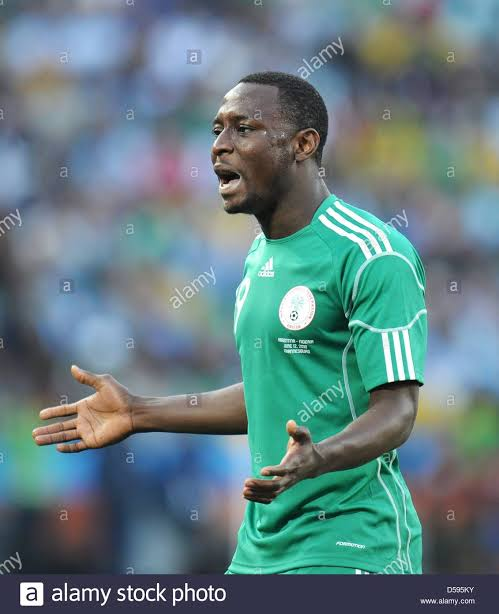 Amokachi Reacts to Chinedu Obasi's claim to be out of 2014 FIFA World Cup squad in Brazil