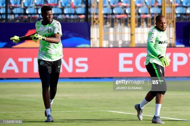 Ezenwa reveals his bitterness after handing over first choice role to Uzoho in 2018 World Cup