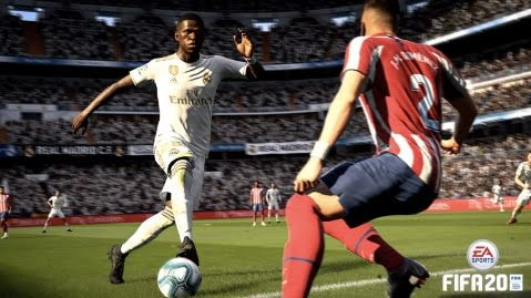FIFA 20 Mod FIFA 14 Apk Obb Data Offline For Android
