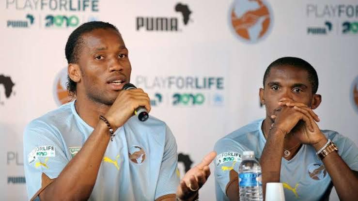 Samuel Eto'o vs Didier Drogba Head-To-Head Stats
