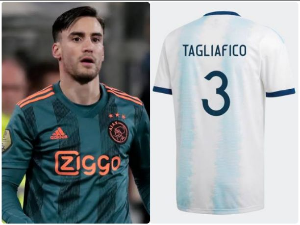 Chelsea to sign Ajax left-back Nicolas Tagliafico