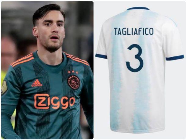 Chelsea to sign Ajax left-back Nicolas Tagliafico