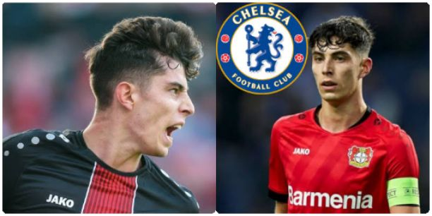 Chelsea beat Manchester United, Bayern Munich, Real Madrid in the race to sign Kai Havertz