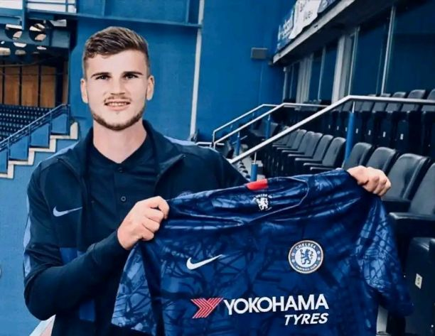 Chelsea to offer Timo Werner shirt number 11 tomorrow as he will be officially welcome to bridge