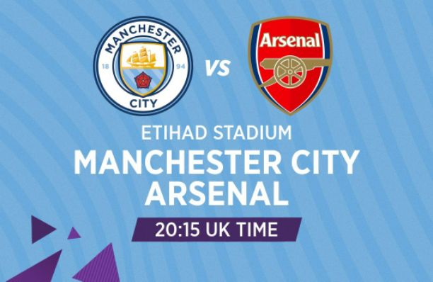 Watch Manchester City vs Arsenal Live Streaming