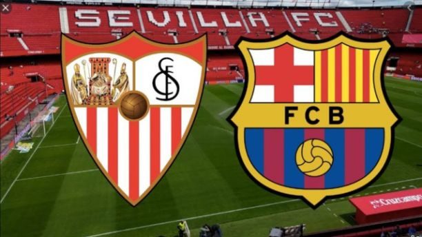 Watch Sevilla Vs Barcelona Live Streaming