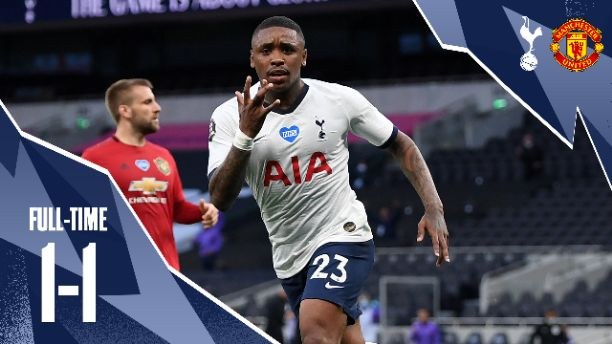 Tottenham 1-1 Manchester United: Score and Premier League latest, Bruno Fernandes converted penalty