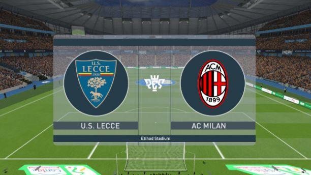 Lecce vs AC Milan Live Streaming, Kick-Off Time & Lineup