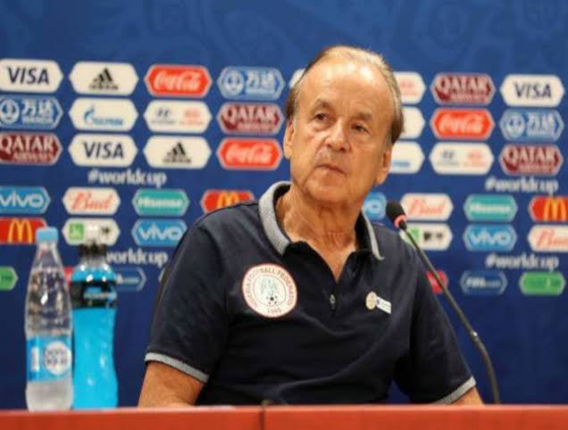 Super Eagles Coach Reveals His Dream About 2021 AFCON Game