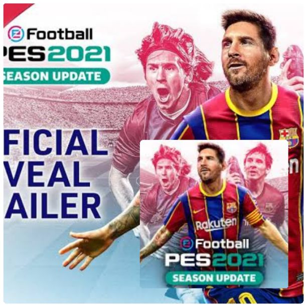 PES 2021 Apk Obb free download for Android