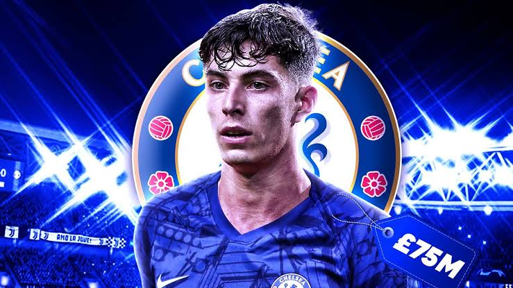 Kai Havertz agree to sign 5 years contract with Chelsea