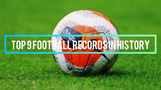 Top 9 football records in history unlikely to be broken