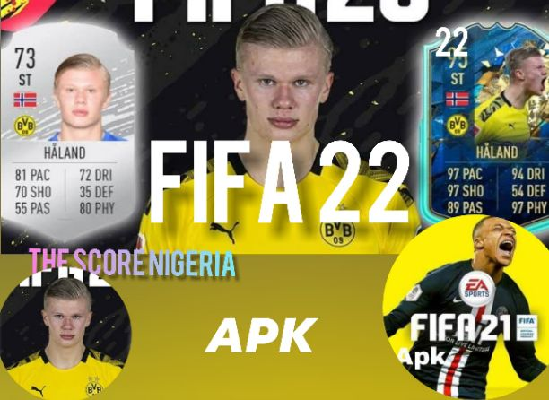 FIFA 22 Mod FTS APK + Obb + Data Offline Download On Android