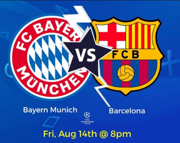 Barcelona vs Bayern Munich live stream: How to watch Champions League fixture online and on TV