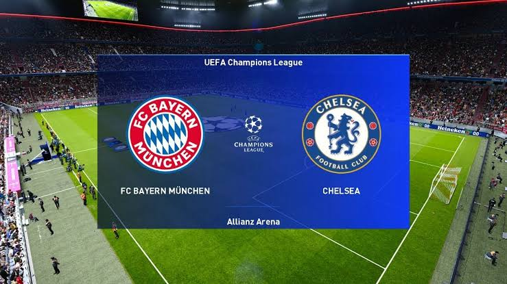 Bayern Munich vs Chelsea Live Streaming, Head to Head, Team News, Kick-Off Time, Starting XI Lineup