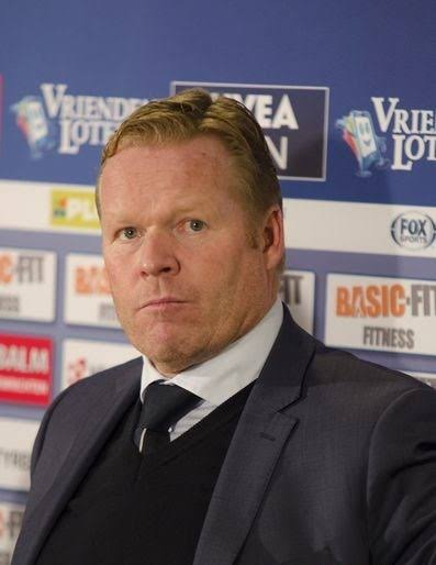 Barcelona appoints Ronald Koeman as new manager