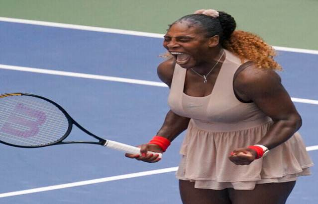 Serena Williams defeat Tsvetana Pironkova 4-6, 6-3, 6-2 to reach US Open semi-finals