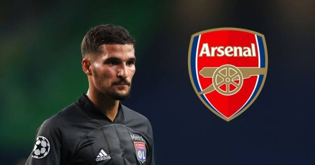Arsenal to completes Houssem Aouar signing from Lyon