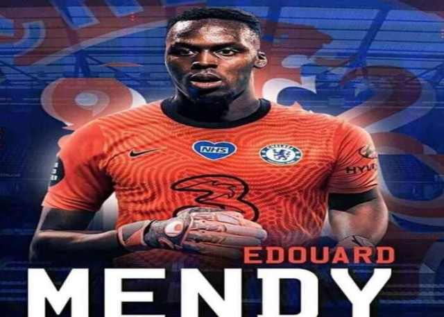 Chelsea to announces Edouard Mendy today after completed signing from Rennes