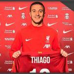 Liverpool complete £25m Thiago Alcantara deal from Bayern Munich