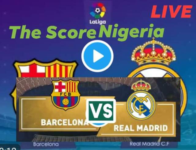 How to Watch Barcelona vs Real Madrid El Clasico Live Stream in UK & US