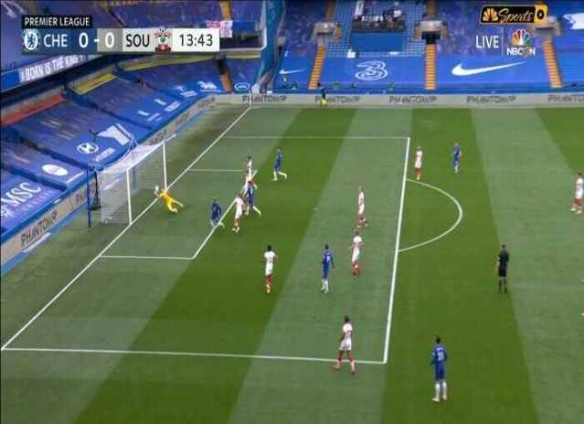 Timo Werner scores first Premier League goal for Chelsea
