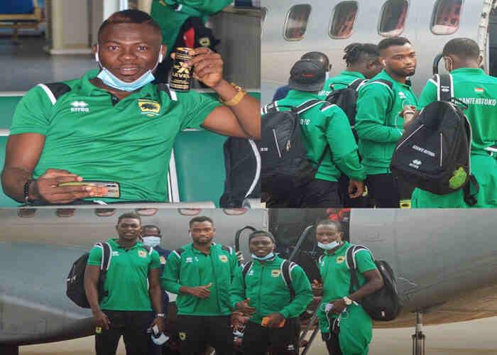 Nouadhibou vs Asante Kotoko CAF Champions League Semi-Final Postponed
