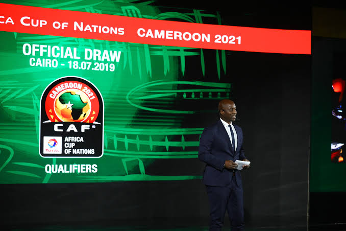 Africa Cup of Nations 2021 Qualifiers Fixtures