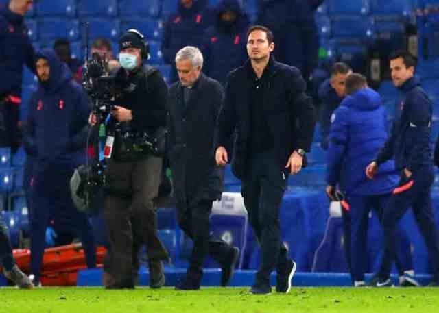 Chelsea 0-0 Tottenham: Mourinho praises Lloris for a crucial save