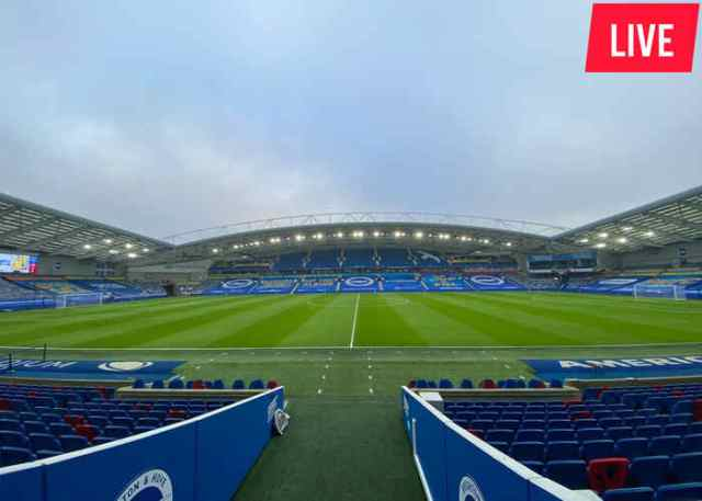 Brighton vs Liverpool Lineup, Match Details and TV Channel