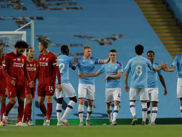Manchester City vs Liverpool Lineup, Team News, Prediction and TV Channel