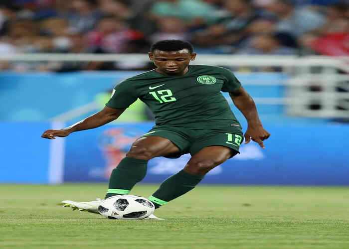 Shehu Abdullahi replaces Frank Onyeka in AFCON 2022 qualifier against S/ Lone