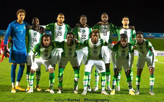 Nigeria Lineup vs Sierra Leone, Team News and Head to Head