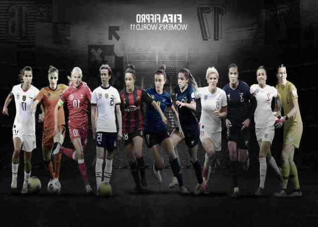 2020 FIFA FIFPro Women's World XI: Lucy Bronze in and Sarah Bouhaddi missed out