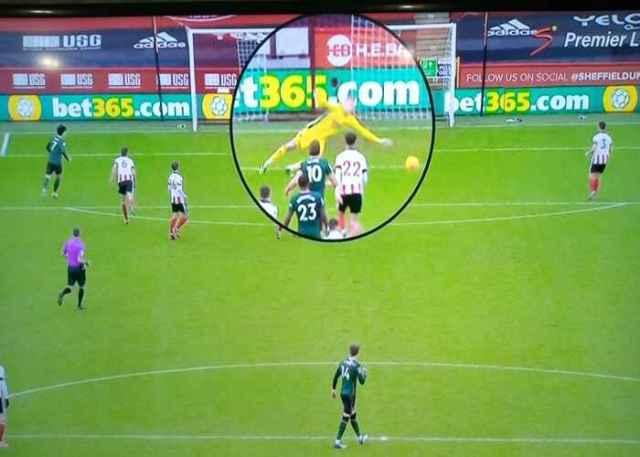 Sheffield United 1-3 Tottenham