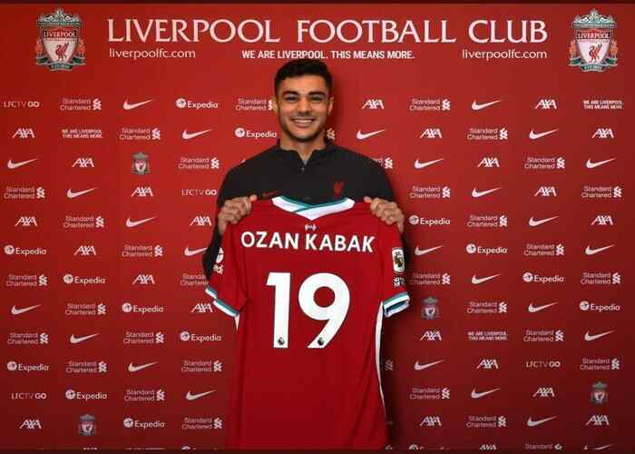 Liverpool new signing Ozan Kabak promise to help the club in the League title contender
